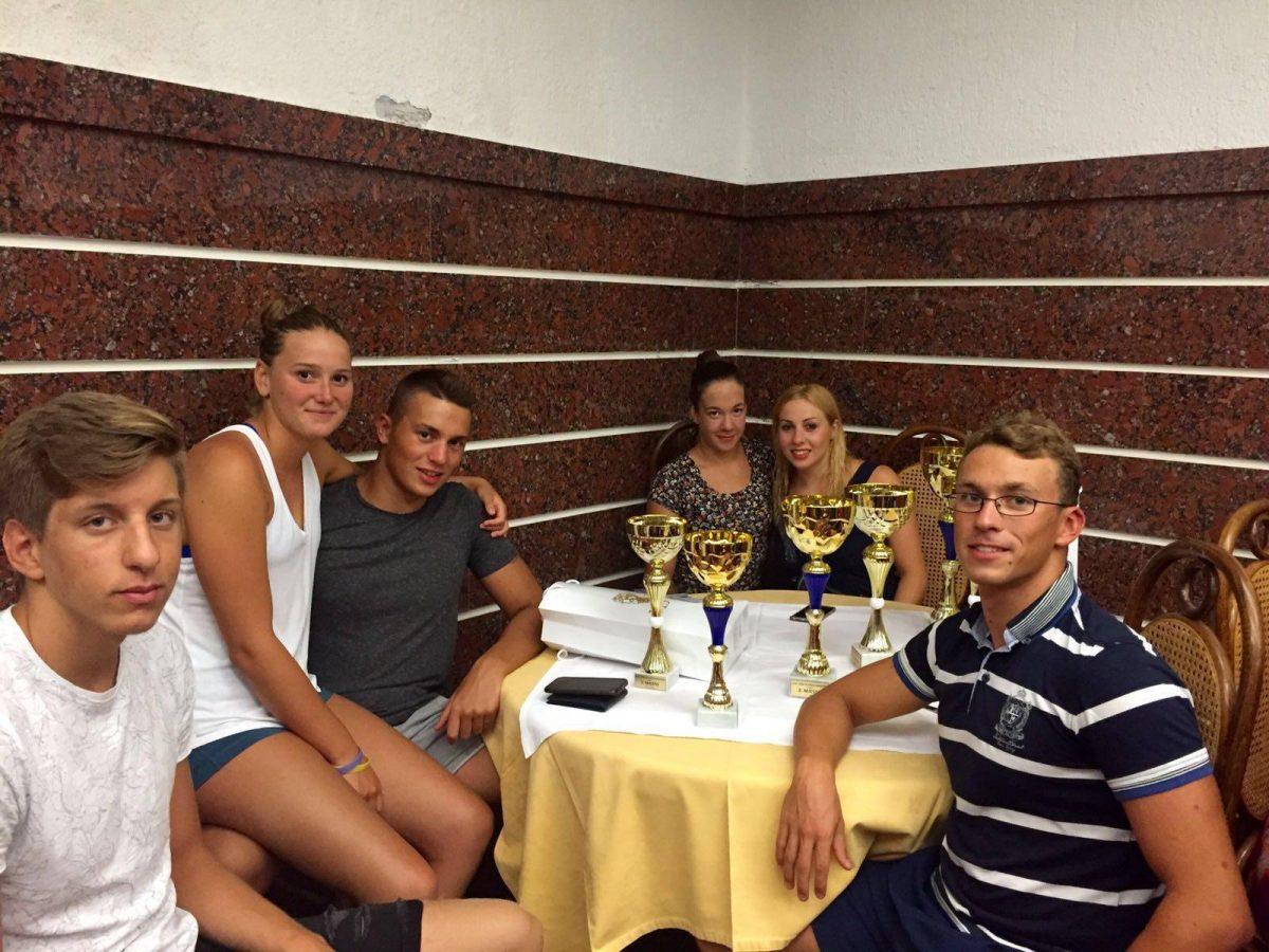 18. Viški plivački maraton i GRAND PRIX Ohridski plivački maraton – 20.8.2016.