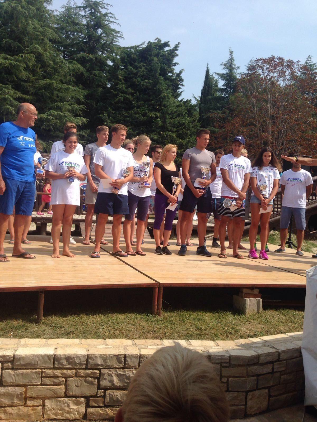 Porečki delfin – Cro Cup, Poreč 3.9.2016.