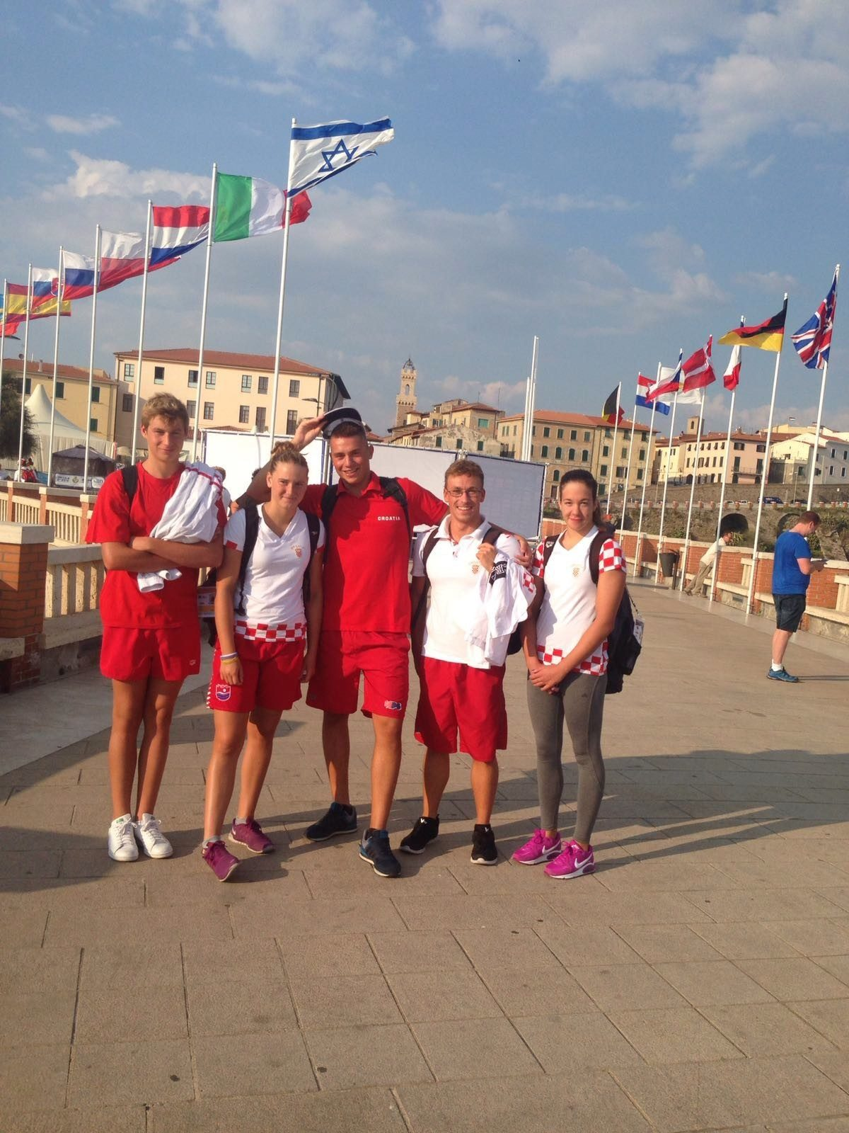 EJP Piombiono – Drugi i treći dan natjecanja 10. i 11. 9. 2016