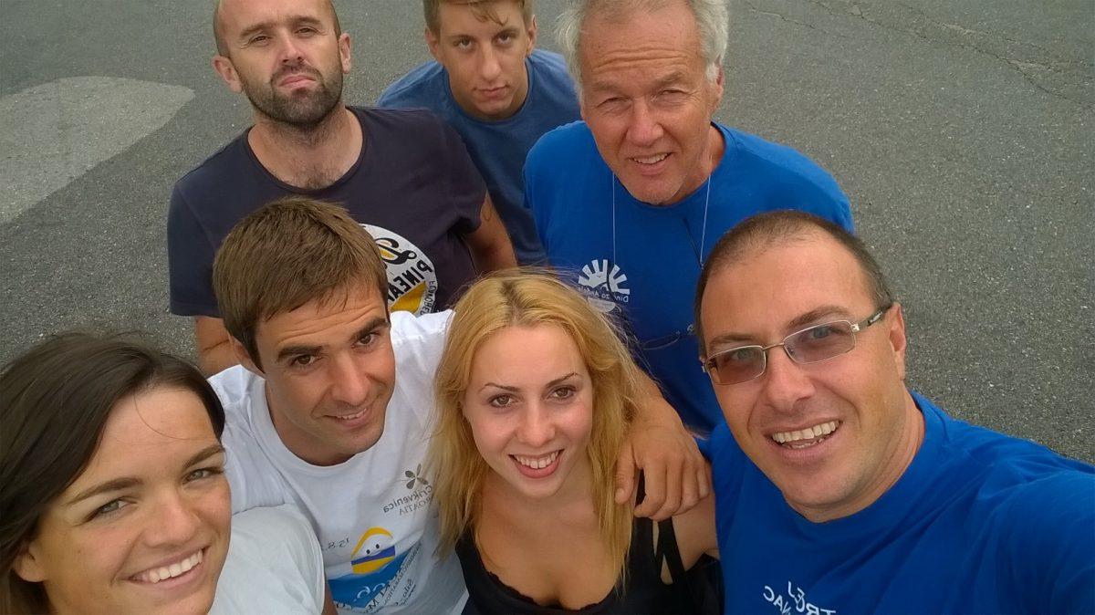 "Europsko veteransko prvenstvo Rijeka i Plivački maraton ""Sv. Eufemija 2016"" – Cro Cup Rovinj, 10. 9. 2016."